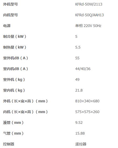 三菱重工海尔中央空调kx6系列 海尔中央空调3匹嵌入机 海尔中央空调5