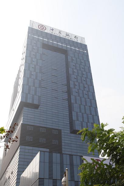 中银大厦32000平米日立中央空调工程案例