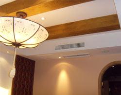 宾馆中央空调解决方案