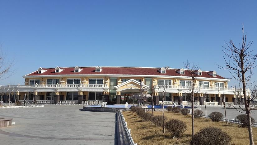 滨州市北海会馆中央空调解决方案