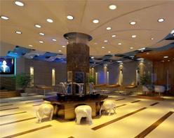 东方电器洗浴中心中央空调解决方案