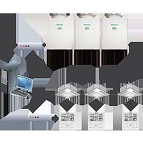 海信中央空调电费分户计量系统