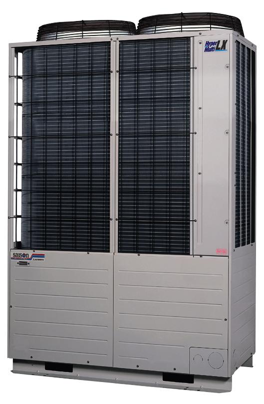 三菱重工海尔中央空调TX系列