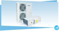 格力HZ系列组合户式风冷冷(热)水空调机组