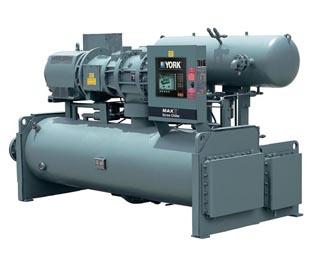 约克中央空调YS水冷螺杆机组